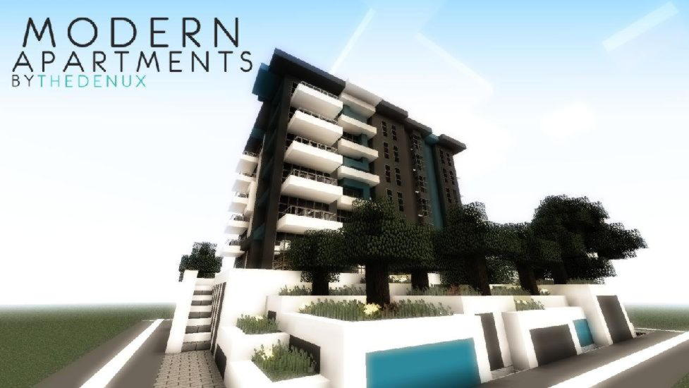 MODERN APARTMENTS BY THEDENUX