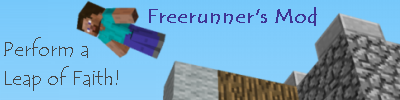 [1.0.0] Freerunner's Mod v3.0 - Wallkicking!