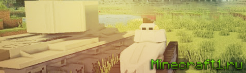 Мод World Of Tanks Content Pack  для  minecraft 1.7.10