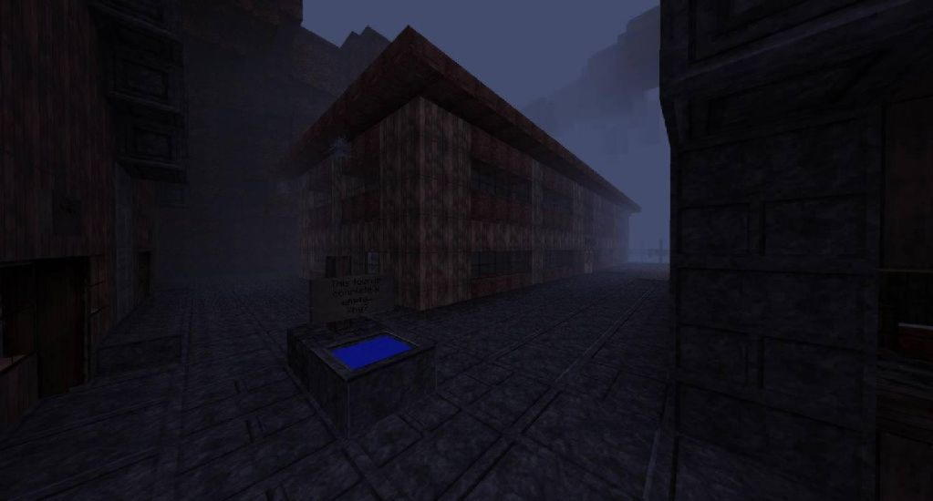 Silent Hill: The MC Adventure Map