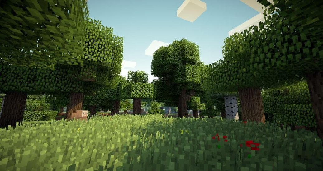 Sonic Ether's Unbelievable Shaders v1.2.5 v08 [совместимо с Minecraft 1.2.5]