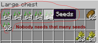 Useful Seeds [1.2.5]