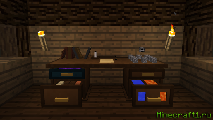 Мод Bagelsmore: The Return для Minecraft 1.10.2