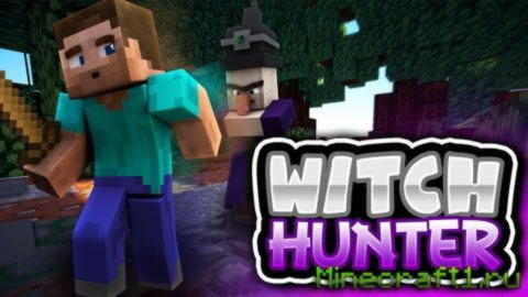 Карта Witch Hunter для Minecraft