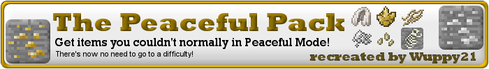 PeacefulPack [1.2.5]
