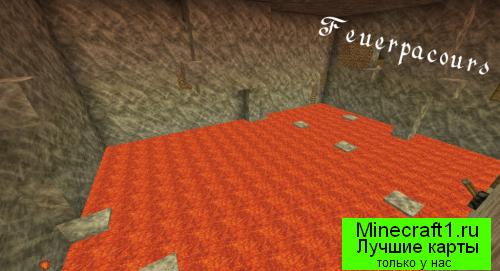 Скачать карту на прохождения для Minecraft