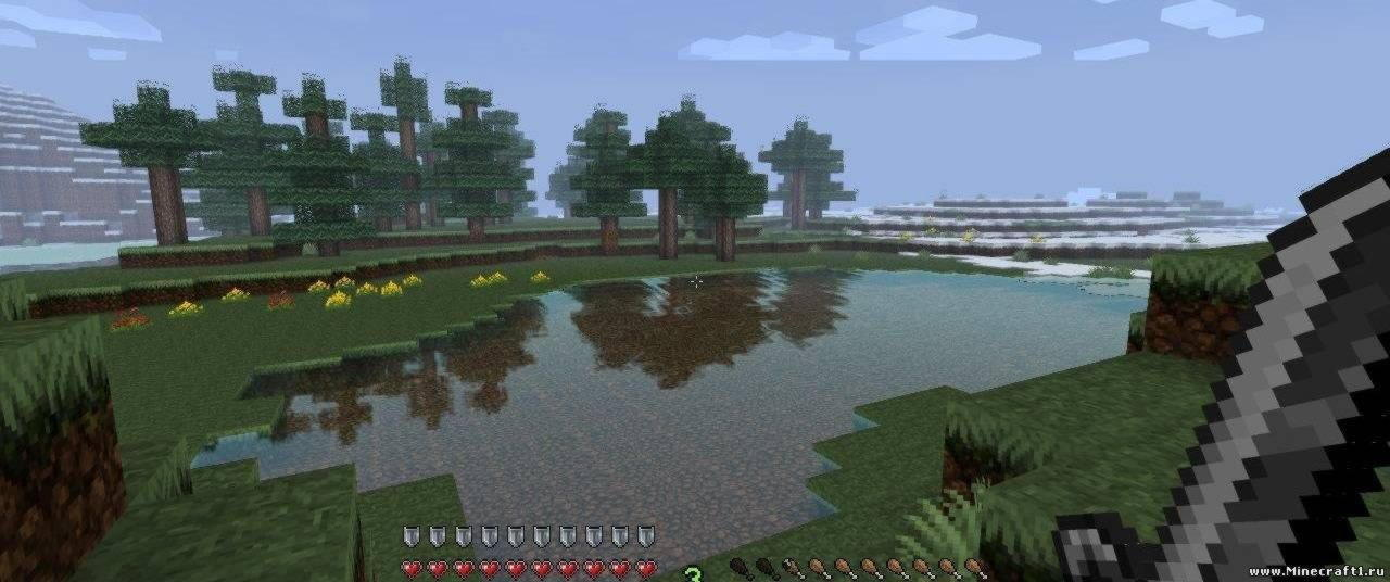 Arkanes Ultimate Texture Pack текстуры для Minecraft 1.4.7
