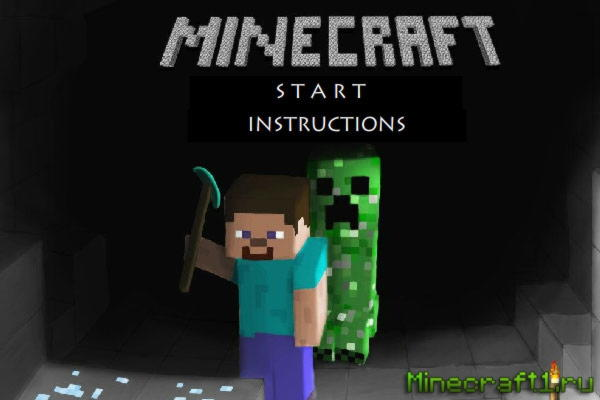 Скачать игру minecraft creeper diamond adventure 3